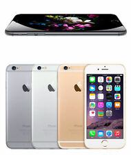 "Apple iPhone 6 16GB Worldwide ""GSM Factory Unlocked"" Gold Gray iOS Smartphone"