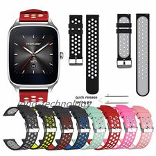 Sport Silicone Wrist Watch Band Strap For ASUS Zenwatch 2 Replacement Bracelet
