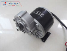 E-Bike Gear Motor MY1016Z3 350W 24V/36V DC Brushed,Electric Tricycle Scooter