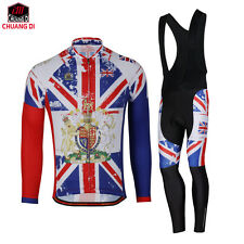 UK cycling jersey ciclismo Spring cycling clothing bike maillot ciclismo Set