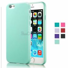 Ultra Thin Soft Silicone Rubber Gel Jelly Case Cover For Apple iPhone 6 6s Plus