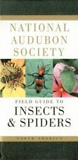 Audubon Society Field Guide to North American Insects & Spiders NEW