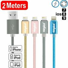 New For Apple USB Charging Cable 8 Pin iPhone 6s 6 5 iPad Mini Air