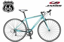 Jamis Ventura Sport Femme for Woman Road Bike Aluminium 700c Sea Foam color