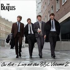 THE BEATLES Live at the BBC Vol. 2 2013 US/EU 3LP MONO 180 gr.  > SEALED NEW
