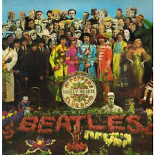 BEATLES Sgt Peppers Lonely Hearts Club Band LP VINYL UK Parlophone 1967 13