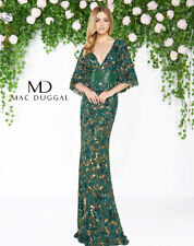 Mac Duggal 4574D Long Evening Dress ~LOWEST PRICE GUARANTEE~ NEW Authentic Gown
