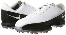 Nike Air Zoom Attack Golf Shoes Various Sizes 853739-101 White Black Gray