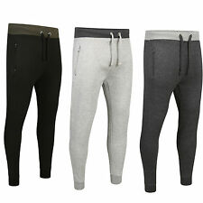 New Mens Fleece Joggers, Tracksuit Bottoms, Track Sweat Jogging Pants