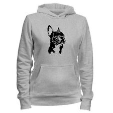 French Bulldog FACE SPECIAL GRAPHIC Women Hoodie