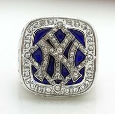 2009 New York Yankees World Series Championship Copper ring Size 8-14 Solid Back