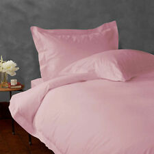 Hotel Quality Queen Size Bedding Items1000 TC 100% Egyptian Cotton Pink
