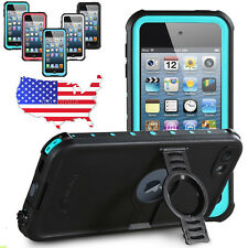 Swimming Waterproof Shockproof Hard Case Cover For Apple iPod Touch 5 6 6th Gen