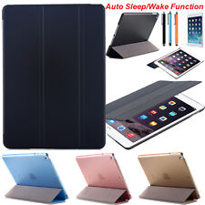 For Apple iPad Pro 2017 Slim Leather Folding Magnetic Smart Cover Kickstand Case