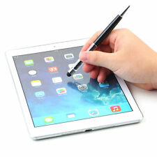 Crystal 2 in1 Touch Screen Stylus Ballpoint Pen for iPhone iPad Smartphone EW
