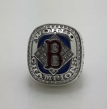 2004 Boston Red Sox World Series Championship Copper ring Size 8-14 Solid Back