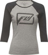 Fly Racing Fly Racing Code Ladies T-Shirt {%COLOR%