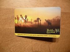 Busch Gardens Theme Park Tampa Florida - 4 One Day Park Tickets, Expire 12/15/18