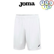JOMA SHORTS NOBEL SHORT 100053.200 WHITE FOOTBALL