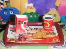 Rement Orcara McDonalds McNuggets Happy Meal Toy fits Barbie Dolls Play Food Lot