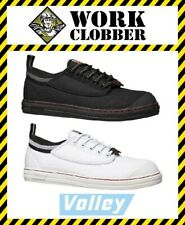 Dunlop Volleys Safety Steel Toe Cap NEW IN BOX!
