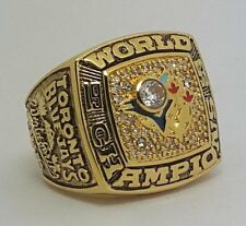 1993 Toronto Blue Jays World Series Championship Copper ring Size 8-14 Nice Gift