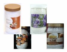 Assorted Dead Sea Bath Salts (Argan, Coconut, Almond & Vanilla and/or Lavender)