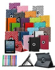 Amazon Kindle Fire HD 8 inch (5th Gen 2015) - Case Cover 360 Rotating & Pen