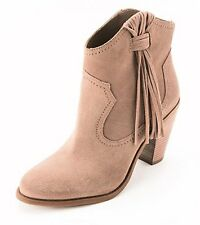 Jessica Simpson Womens Colver Suede Fringe Ankle Boots SZ ...- Choose SZ/Color.