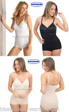 Ladies Womens Moulded Corselette By Naturana 3030 Sizes 36 - 42 Cup Size B - D