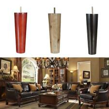 High Quality Universal Sofa Legs Chair Table Desk Couch Feet Solid Wood Round