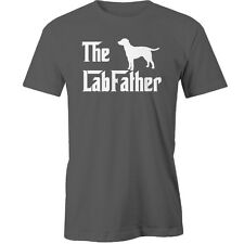 The LabFather T-Shirt dogs Funny puns labrodor