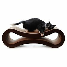 PetFusion Ultimate Cat Scratcher Lounge Superior Cardboard & Construction NEW
