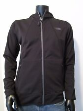NWT Mens TNF The North Face Proteus Hoodie Softshell Fleece Lined Jacket Black
