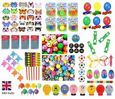 Kids PARTY BAG FILLERS TOYS Birthday Favors Pinata Fun Toy Range Loot Gift Packs