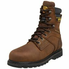 "Caterpillar Men's Salvo 8"" Waterproof Steel Toe Boot - Choose SZ/Color"