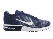 NEW MENS NIKE AIR MAX SEQUENT 2 RUNNING SHOES TRAINERS BINARY BLUE / BLUE MOON