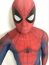 2017 Spiderman Homecoming Costume Spandex Spiderman cosplay halloween costume