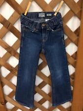 Nice Pre-owned OshKosh B'gosh Girl's Sz 5 Slim Boot Cut Jeans FREE USA Shipping
