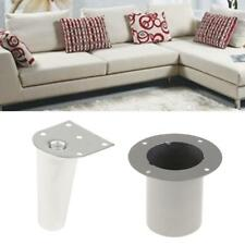 1 Piece Metal Furniture Legs Feet for Sofa Couch Chair Bed Ottoman Bench Cabinet