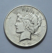 1923-S  Peace Dollar Superb Silver Coin ,  NO RESERVE!