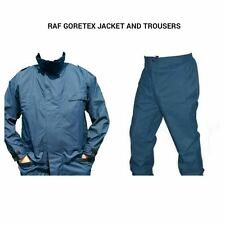RAF GORETEX SET - JACKET AND TROUSERS - USED - FREE STUFF SACK + FREE POSTAGE