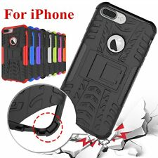 Heavy Duty Tough Kickstand Strong Armor Case Cover For Apple iPhone 6 6S 7 Plus