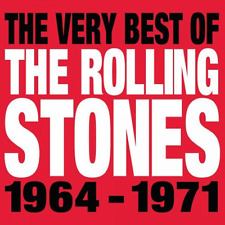 Very Best Of The Rolling Stones CD 1964-1971 ABKCO Records ReIssue Greatest Hits