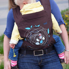 Floral Sling Wrap Safety Front Back Toddler Baby Carrier Sling Fit Newborn Baby
