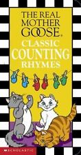 Real Mother Goose Classic Counting Rhymes Wright, Blanche Fisher Board book