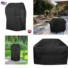 """BBQ Grill Cover 30"""" 58"""" 64"""" 72"""" Gas Barbecue Heavy Duty Waterproof Outdoor Patio"""