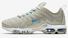 Nike AIR MAX PLUS TN ULTRA MEN'S SHOES, WHITE/PALE GREY/BLUE - US 11, 11.5 Or 12