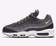 Nike AIR MAX-95 ESSENTIAL MEN'S SHOES,ANTHRACITE/GREY/VOLT-US 10,10.5,11 Or 11.5