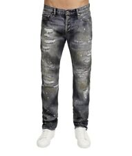 PS Cult of Individuality Men's Jeans McCoy Loose Fit in Mayhem